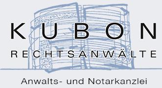 Kubon Rechtsanwälte - Anwalts- und Notarkanzlei in Friedrichshafen und Überlingen